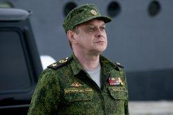 Verteidigungsminister Admiral Dimitriy Durov (Michael Gor) - Hunter Killer