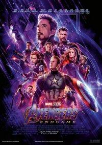 Avengers: Endgame, Titelmotiv