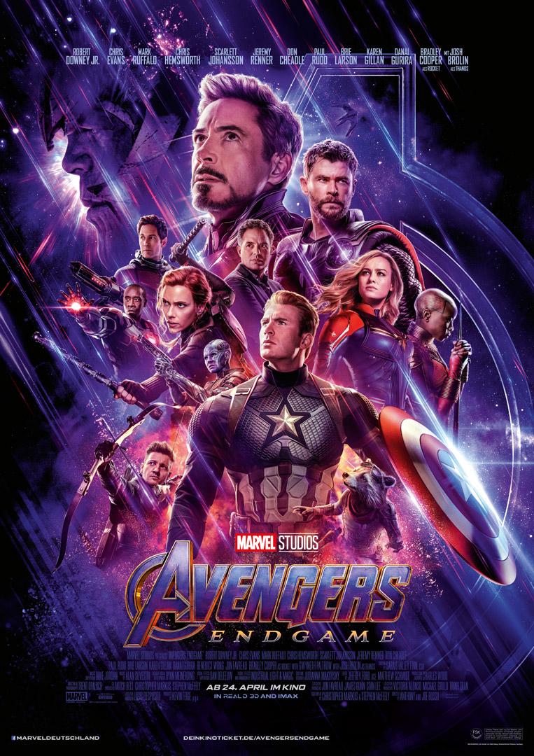 Avengers Endgame Abspann Szene