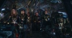 Wer von euch war schonmal im Weltraum? (Rockets Szene) - Avengers: Endgame