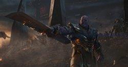 Thanos (Josh Brolin) - Avengers: Endgame