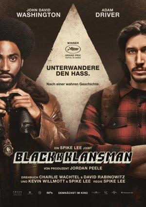 Titelmotiv - BlacKkKlansman