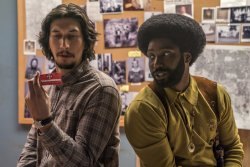 Flip Zimmerman (Adam Driver) und Ron Stallworth (John David Washington) - BlacKkKlansman