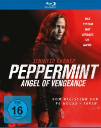 Peppermint - Angel of Vengeance, Titelmotiv