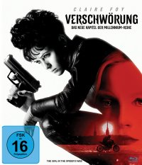 Titelmotiv - Verschwörung (The Girl in the Spider's Web)