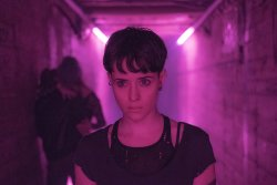 Lisbeth Salander (Claire Foy) - Verschwörung (The Girl in the Spider's Web)