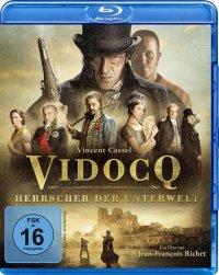 Titelmotiv - Vidocq - Herrscher der Unterwelt
