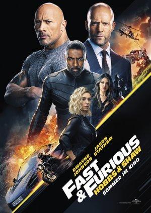 Titelmotiv - Fast & Furious: Hobbs & Shaw